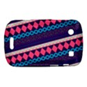 Purple And Pink Retro Geometric Pattern Bold Touch 9900 9930 View1