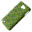Tropical Floral Pattern Samsung Galaxy Note 1 Hardshell Case View4