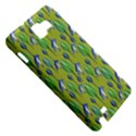 Tropical Floral Pattern Samsung Galaxy Note 1 Hardshell Case View5