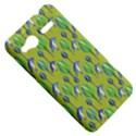 Tropical Floral Pattern HTC Radar Hardshell Case  View5