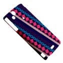 Purple And Pink Retro Geometric Pattern Sony Xperia Arc View5