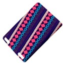 Purple And Pink Retro Geometric Pattern Kindle Touch 3G View4