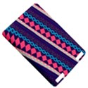 Purple And Pink Retro Geometric Pattern Kindle Touch 3G View5