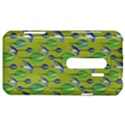 Tropical Floral Pattern HTC Evo 3D Hardshell Case  View1