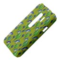 Tropical Floral Pattern HTC Evo 3D Hardshell Case  View4