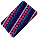 Purple And Pink Retro Geometric Pattern Kindle Fire (1st Gen) Hardshell Case View4
