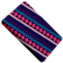 Purple And Pink Retro Geometric Pattern Kindle Fire (1st Gen) Hardshell Case View5