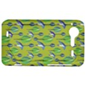 Tropical Floral Pattern HTC Incredible S Hardshell Case  View1