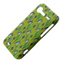 Tropical Floral Pattern HTC Incredible S Hardshell Case  View4