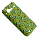Tropical Floral Pattern HTC Incredible S Hardshell Case  View5