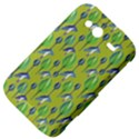 Tropical Floral Pattern HTC Wildfire S A510e Hardshell Case View4