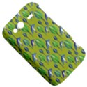 Tropical Floral Pattern HTC Wildfire S A510e Hardshell Case View5