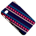 Purple And Pink Retro Geometric Pattern Samsung Galaxy Tab 7  P1000 Hardshell Case  View5