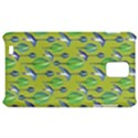 Tropical Floral Pattern Samsung Infuse 4G Hardshell Case  View1