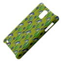 Tropical Floral Pattern Samsung Infuse 4G Hardshell Case  View4