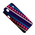 Purple And Pink Retro Geometric Pattern Samsung Galaxy S i9008 Hardshell Case View5