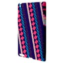 Purple And Pink Retro Geometric Pattern Apple iPad 3/4 Hardshell Case View3
