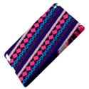 Purple And Pink Retro Geometric Pattern Apple iPad 3/4 Hardshell Case View4