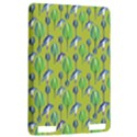 Tropical Floral Pattern Kindle Touch 3G View2