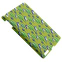 Tropical Floral Pattern Apple iPad 3/4 Hardshell Case View5