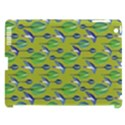 Tropical Floral Pattern Apple iPad 3/4 Hardshell Case (Compatible with Smart Cover) View1