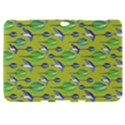Tropical Floral Pattern Samsung Galaxy Tab 8.9  P7300 Hardshell Case  View1