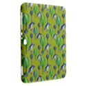 Tropical Floral Pattern Samsung Galaxy Tab 8.9  P7300 Hardshell Case  View2