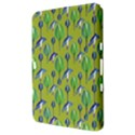 Tropical Floral Pattern Samsung Galaxy Tab 8.9  P7300 Hardshell Case  View3