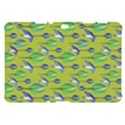 Tropical Floral Pattern Samsung Galaxy Tab 10.1  P7500 Hardshell Case  View1