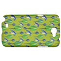 Tropical Floral Pattern Samsung Galaxy Note 2 Hardshell Case View1