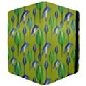 Tropical Floral Pattern Apple iPad Mini Flip Case View4