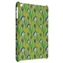 Tropical Floral Pattern Apple iPad Mini Hardshell Case View2