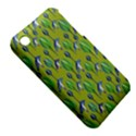 Tropical Floral Pattern Apple iPhone 3G/3GS Hardshell Case (PC+Silicone) View5