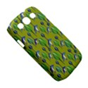 Tropical Floral Pattern Samsung Galaxy S III Classic Hardshell Case (PC+Silicone) View5