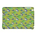 Tropical Floral Pattern Apple iPad Mini Hardshell Case (Compatible with Smart Cover) View1