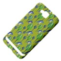 Tropical Floral Pattern Samsung Ativ S i8750 Hardshell Case View4