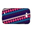 Purple And Pink Retro Geometric Pattern Samsung Galaxy Grand GT-I9128 Hardshell Case  View1