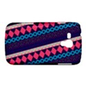 Purple And Pink Retro Geometric Pattern Samsung Galaxy Duos I8262 Hardshell Case  View1