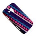 Purple And Pink Retro Geometric Pattern Samsung Galaxy Duos I8262 Hardshell Case  View5