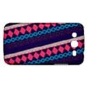 Purple And Pink Retro Geometric Pattern Samsung Galaxy Mega 5.8 I9152 Hardshell Case  View1