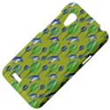 Tropical Floral Pattern HTC Desire VT (T328T) Hardshell Case View4