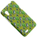 Tropical Floral Pattern HTC Desire VT (T328T) Hardshell Case View5
