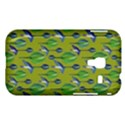 Tropical Floral Pattern Samsung Galaxy Ace Plus S7500 Hardshell Case View1