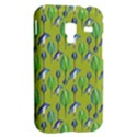 Tropical Floral Pattern Samsung Galaxy Ace Plus S7500 Hardshell Case View2