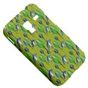 Tropical Floral Pattern Samsung Galaxy Ace Plus S7500 Hardshell Case View5