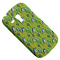 Tropical Floral Pattern Samsung Galaxy S3 MINI I8190 Hardshell Case View5