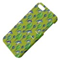 Tropical Floral Pattern Apple iPhone 5 Hardshell Case with Stand View4