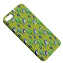 Tropical Floral Pattern Apple iPhone 5 Hardshell Case with Stand View5