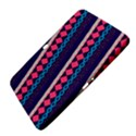 Purple And Pink Retro Geometric Pattern Samsung Galaxy Tab 3 (10.1 ) P5200 Hardshell Case  View4