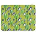 Tropical Floral Pattern Samsung Galaxy Tab 7  P1000 Flip Case View1